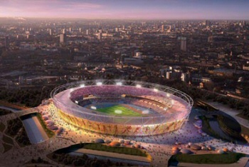 The Olympic Stadium - Famous Buildings and Architecture of London