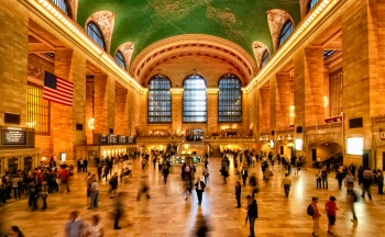 Grand Central Station Famous Buildings And Architecture