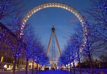 Architecture Buildings In London london eye - famous buildings and architecture of london